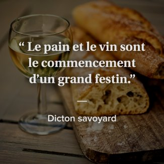 Dicton gourmand
