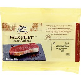 Faux-filet - race Aubrac
