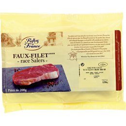 Faux-filet - race Salers