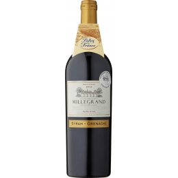 75cl Millegrand Pays d'Oc IGP Syrah-Grenache
