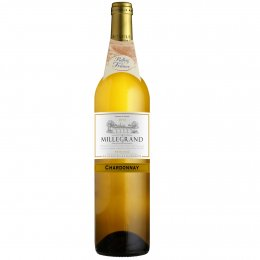 75cl Chardonnay Millegrand Pays d'Oc IGP