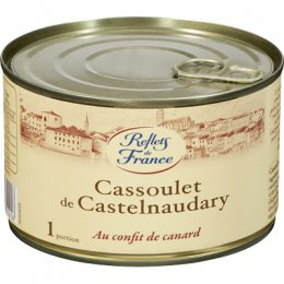 Cassoulet de Castelnaudary 1 portion